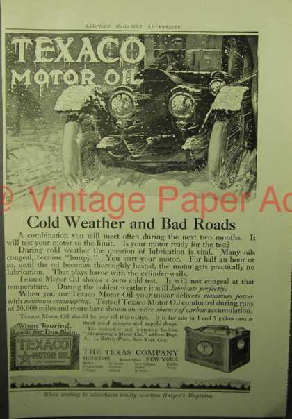 29 september 1913 monday what happened on for What motor oil is best for cold weather
