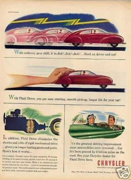 Chrysler Car (1945)