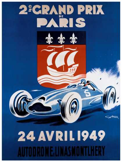 Grand Prix de Paris, 24 Avril (1949)