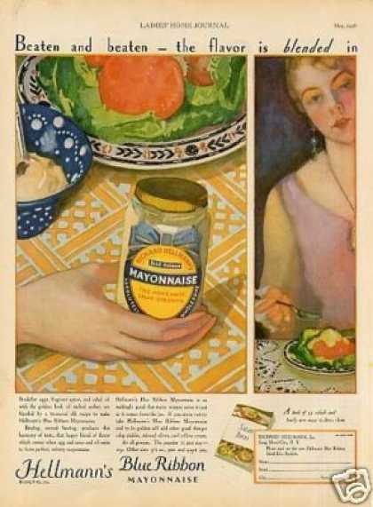 Hellmann's Mayonaise Color (1928)