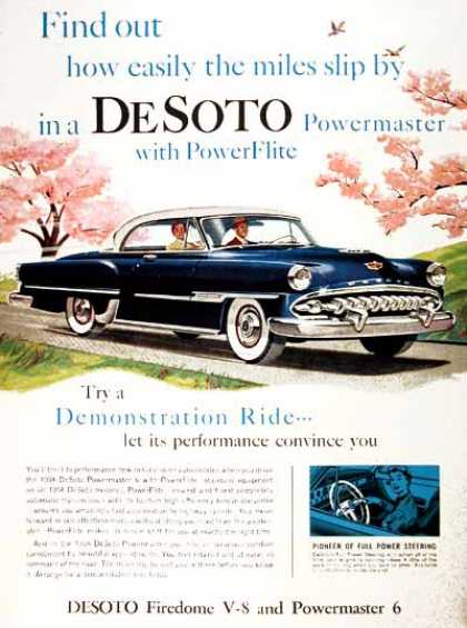 DeSoto Powermaster Coupe (1954)