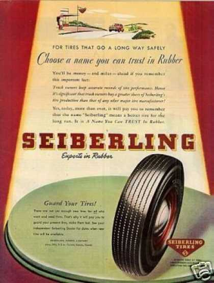 Seiberling Tire (1945)