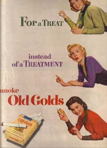 Old Gold (1951)