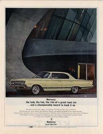 Mercury Car (1964)