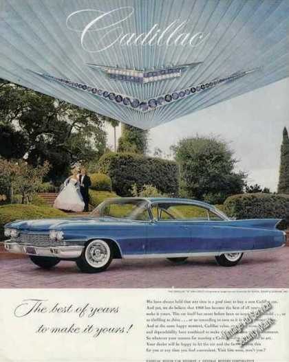 Cadillac the Best of Years/jewels (1960)