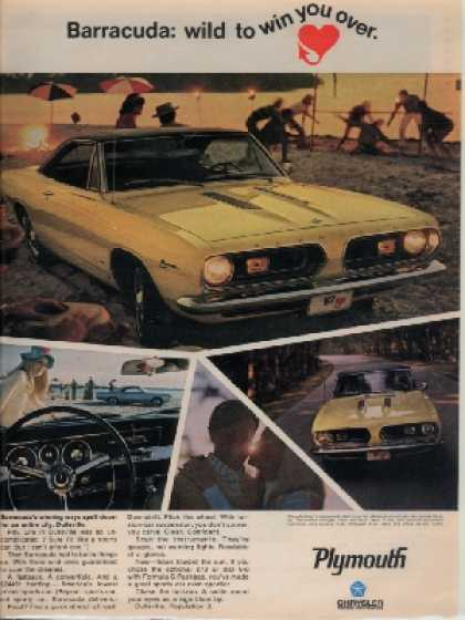 Chrysler's Plymouth Valiant/ Duster/ Barracuda (1967)