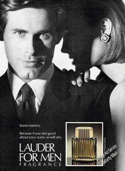 Lauder for Men Fragrance Nice (1985)