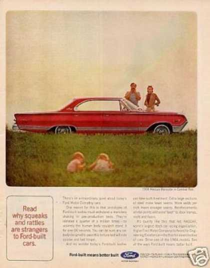 Mercury Marauder Car (1964)