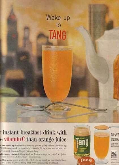 Tang's Breakfast Drink (1959)