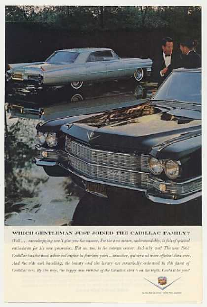 '62 1963 Cadillac Gentleman Joined Family (1962)