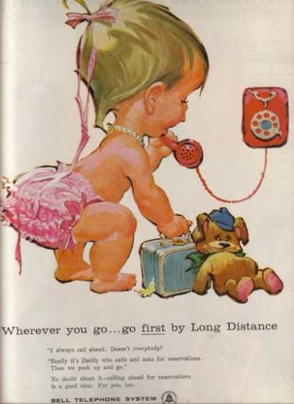 Bell's Long Distance Service (1960)