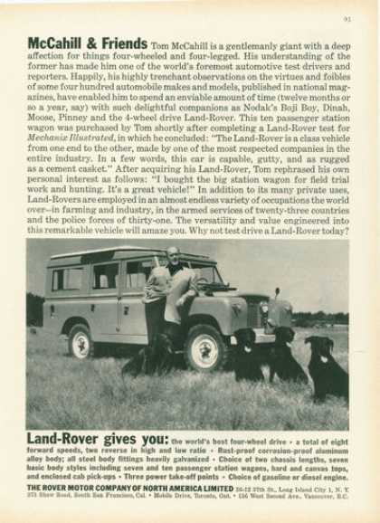 Land Rover Photo 4 Wheel Drive (1959)