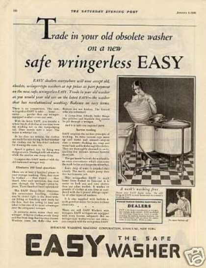 Easy Washer (1929)
