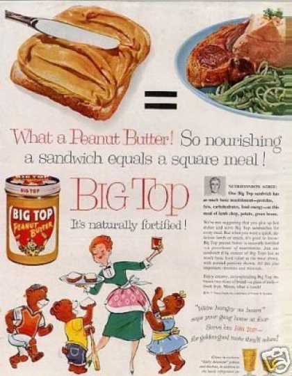 Big Top Peanut Butter (1957)