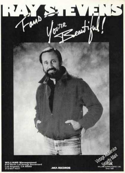 Ray Stevens Picture Music Promo (1989)