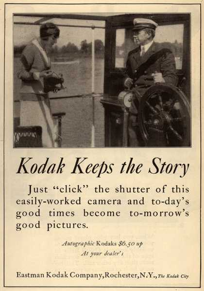 Kodak – Kodak Keeps the Story