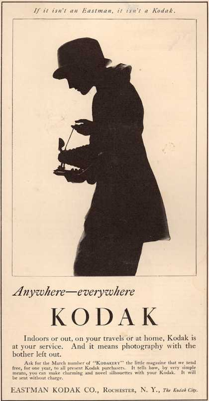 Kodak – Anywhere – everywhere Kodak (1915)