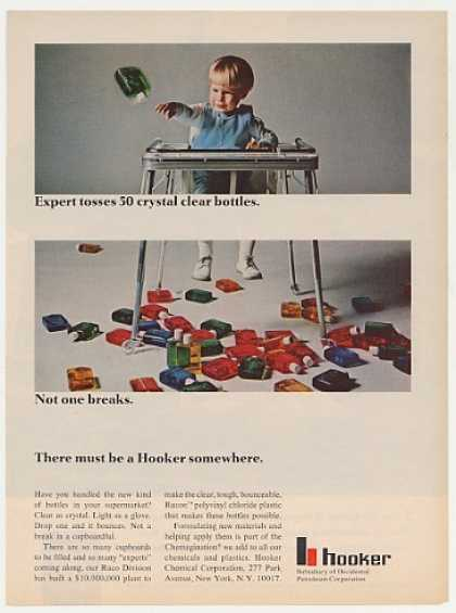 Kid Tosses Plastic Bottles Must Be a Hooker (1968)