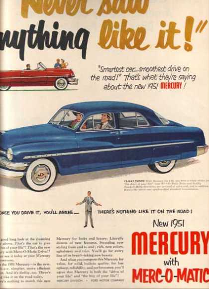 Ford's Mercury (1950)