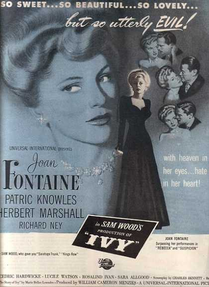 Ivy (Sam Wood's) (1947)