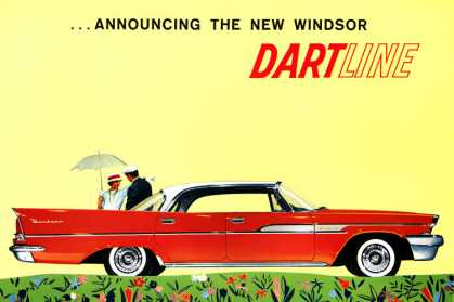 Chrysler Windsor Dartline (1958)