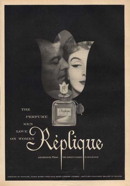 Replique Perfume Bottle Print (1959)