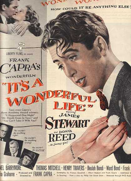 It's A Wonderful Life (Frank Capra) (1946)