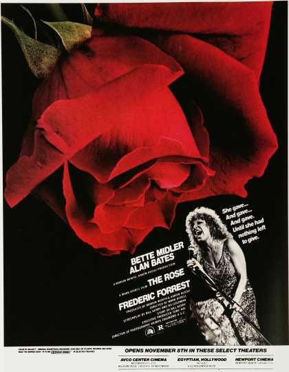 The Rose with Bette Midler