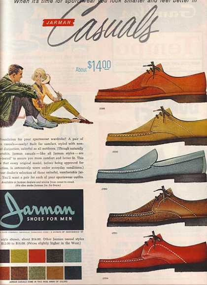 Jarman's Casuals (1967)