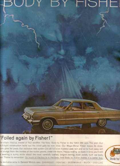 General Motor's Body by Fisher (1963)