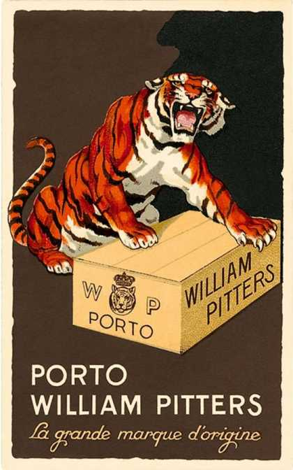 Port Wine Tiger