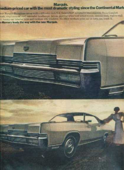 Ford's Mercury (1969)