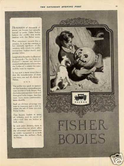 Body By Fisher Car (1925)
