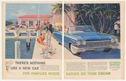Cadillac Sixty-Two Convertible Boca Raton Hotel (1960)