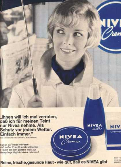 Nivea's German (1967)
