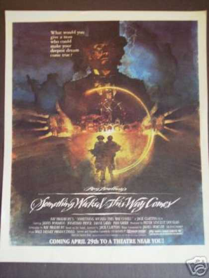 Something Wicked This Way Comes Movie Promo (1983)
