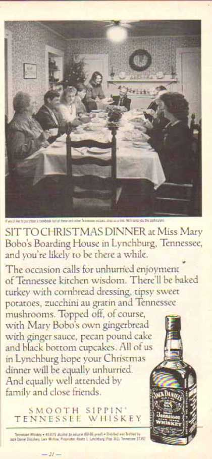Jack Daniel's – Miss Mary Bobo's Boarding House (1988)
