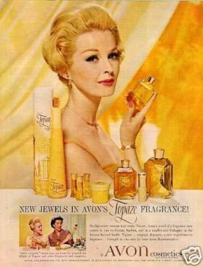 Vintage Perfume Ads Of The 1960s Page 5