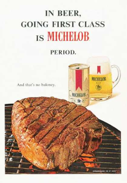Michelob Beer Can (1968)
