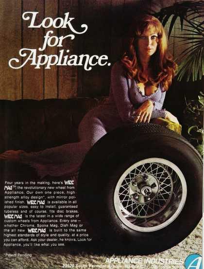 Appliance Industries