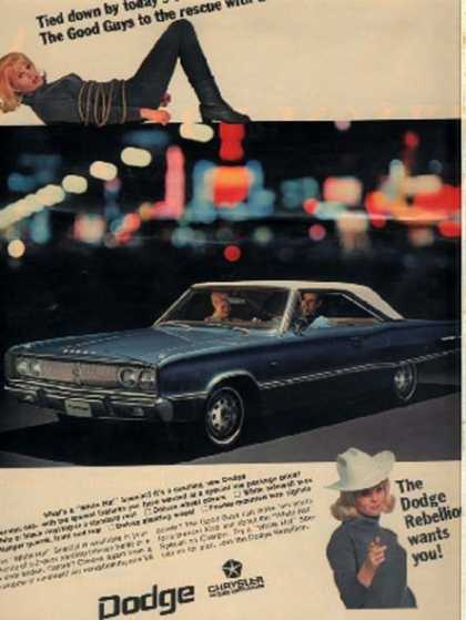 Chrysler's Dodge (1967)