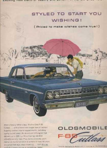 General Motor's Oldsmobile Cutlass (1962)