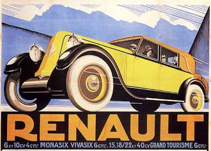 Renault by Coulon (1920)