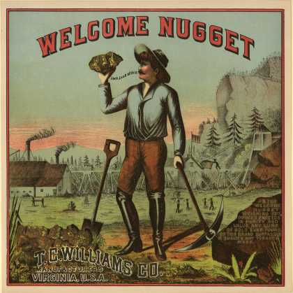 T. C. William's unknown – Welcome Nugget