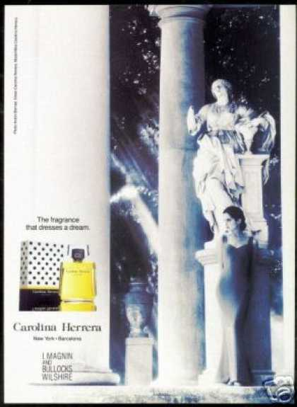 Carolina Herrera Vintage Photo Perfume (1989)