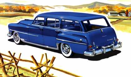 Chrysler Windsor Deluxe Town & Country (1954)