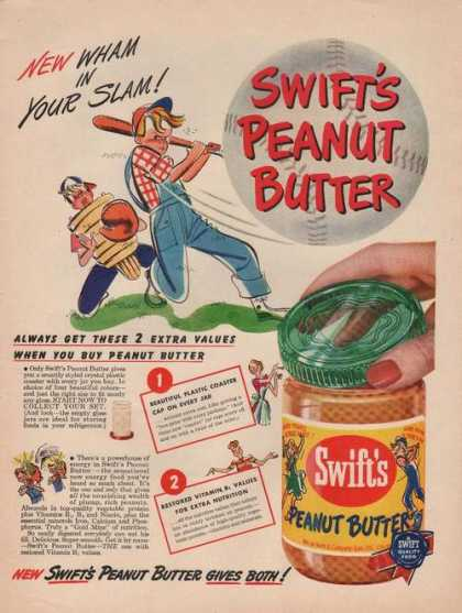 Swift's Peanut Butter (1949)
