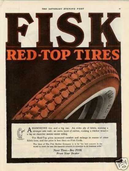 Fisk Tire (1919)