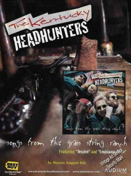The Kentucky Headhunters Photo Album Promo (2000)