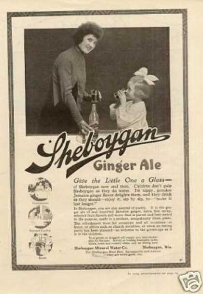 Sheboygan Ginger Ale (1918)